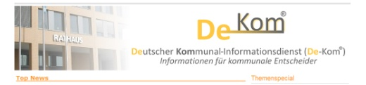Deutscher Kommunal Informationsdienst